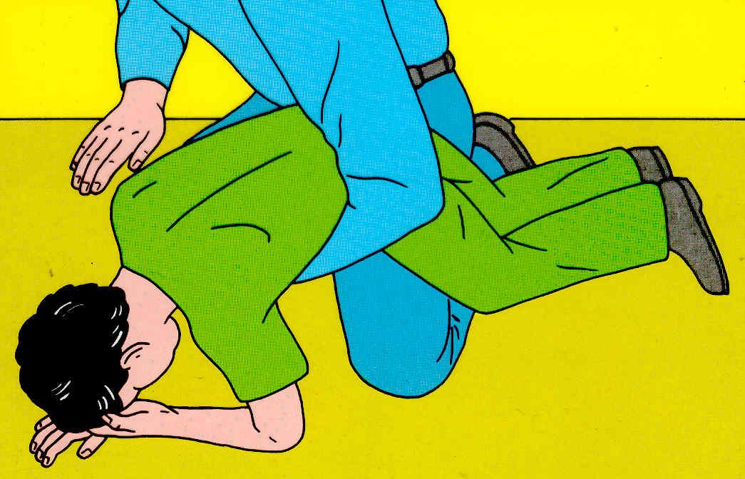 Wenn die rechte Schulter und der Hals stark weh tut