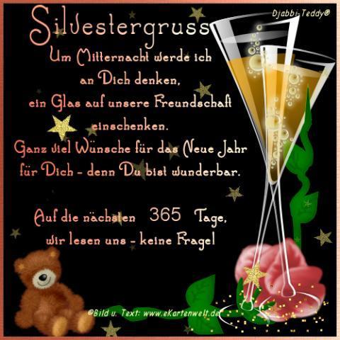 Sondern so!  - (Party, Silvester, Neujahr)