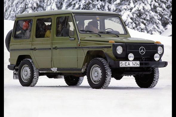 Baureihe 460 (ab 1979) - (Auto, BMW, Mercedes Benz)