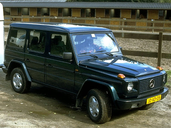 Baureihe 463 (ab 1990) - (Auto, BMW, Mercedes Benz)