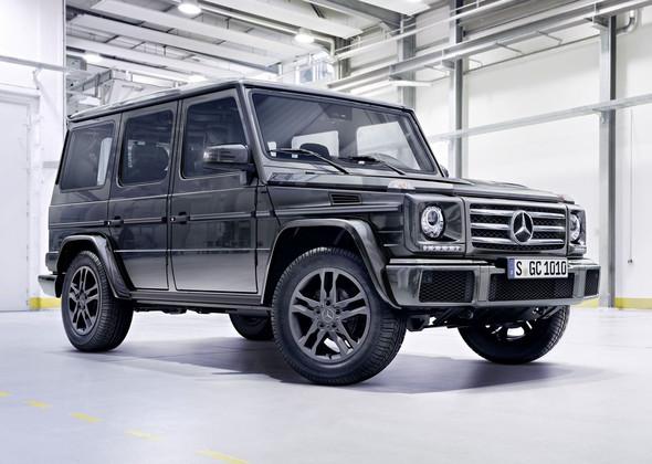 Baureihe 463 (ab 2015) - (Auto, BMW, Mercedes Benz)
