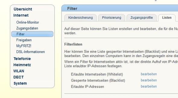 - (Internet, Router, Fritz Box)