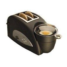 Toast und Ei in einem. sehr genial - (Geschenk, Weihnachten)
