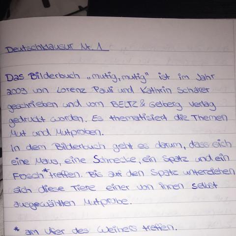 Wie Schreibe Ich Einen Einleitungssatz Deutsch Inhaltsangabe