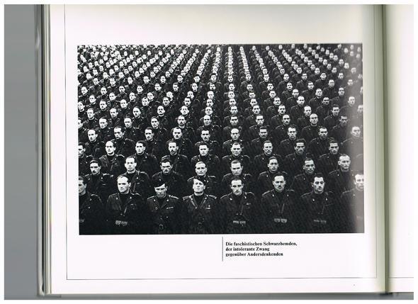 faschistische Schwarzhemden - (deutsch, Literatur)