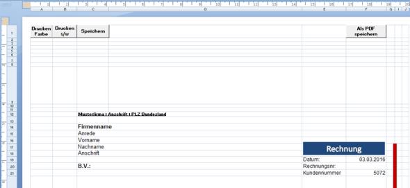 BlattRechnung - (VBA, Excel SVerweis)