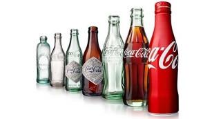 Coca Cola Flaschen  - (Getränke, Cola)