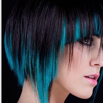 Bild zwei - (Haare, Farbe, Friseur)