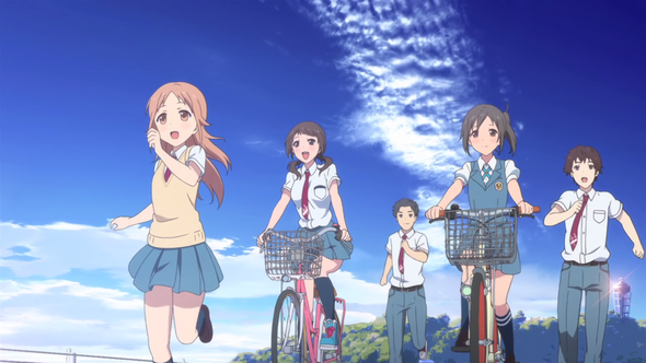 Anime - (Anime, Romantik, Comedy)