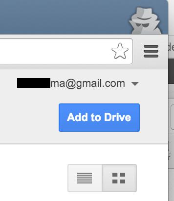 google drive freigegebenen ordner