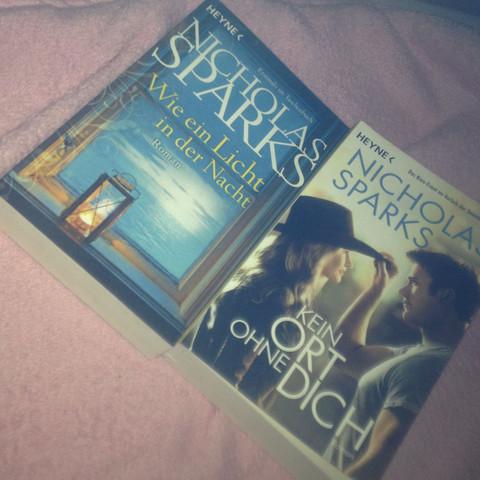 Die beiden lese ich zurzeit  - (Buch, lesen)