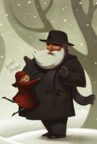 Weihnachtsmann - (Geschichte, Religion, Weihnachten)