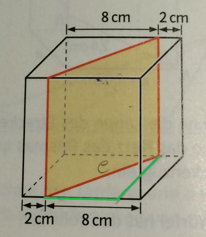 Prisma - (Mathe, verstand, Satz des Pythagoras)