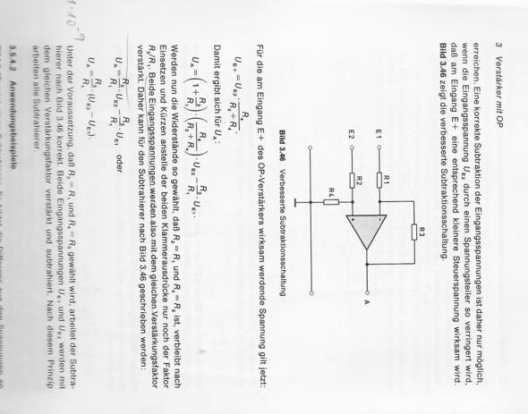 Diff.Verstärker - (Schule, Elektronik, lernen)