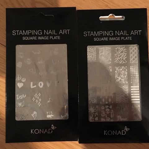 Konad  - (Design, Nagellack)