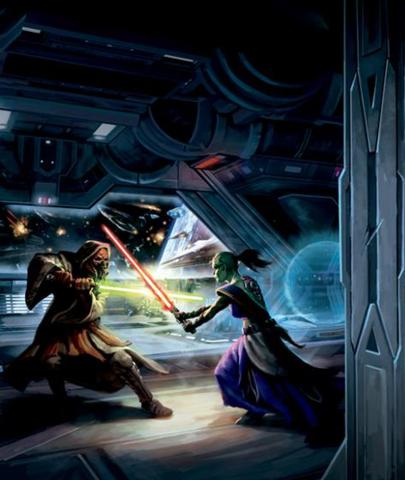 Darth Karrid - (Technik, Star Wars, Jedi)