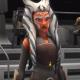 Auch Ahsoka ist jetzt eine graue Jedi