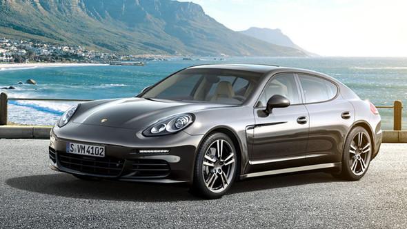 Porsche Panamera - (Mercedes Benz, Porsche)