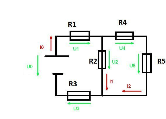 Netzwerk - (Elektrotechnik, Maschenregel, Kirchhoff)