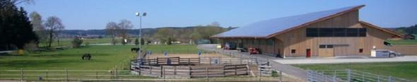 Der Hof im Überblick - (Pferde, reiten, Reiterferien)
