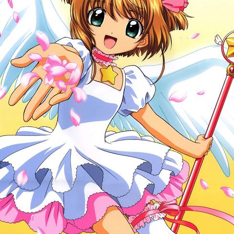 Sakura - (Anime, Serie, Karten)