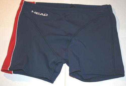 Head Badehose Retrobadehose - (Boxershorts, slip)