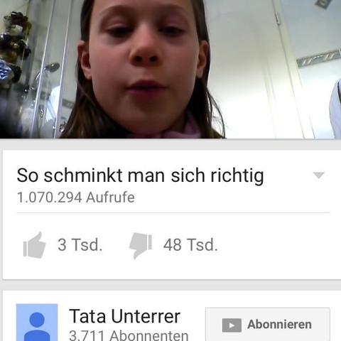 hab sie  - (Youtube, Mädchen, YT)