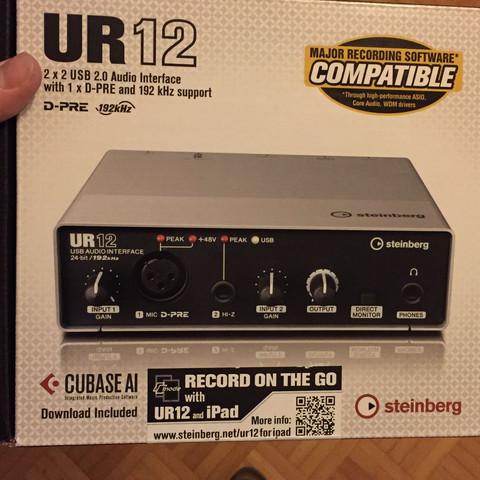 Verpackung - (Computer, Mikrofon, Rode NT1-a)