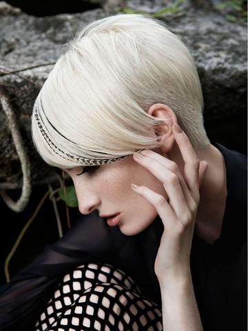 Kurzhaarschnitt 1 - (Haare, Beauty, Frisur)