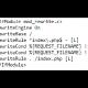 Inhalt der .htaccess-Datei