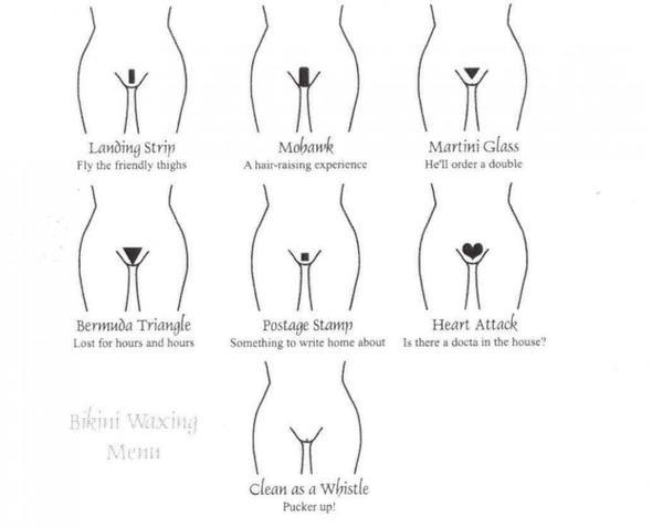 Intimrasur - (Frauen, Mutter, rasieren)