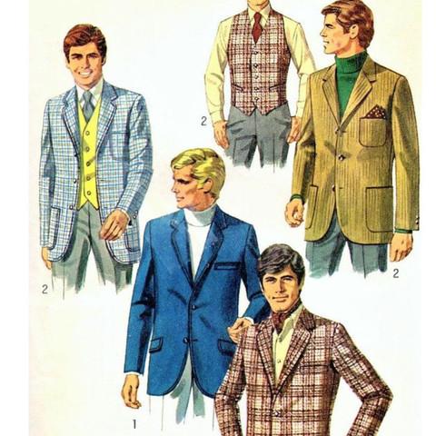 ich hab einfach 60s men eingegeben - (Mode, Kleidung, Klamotten)
