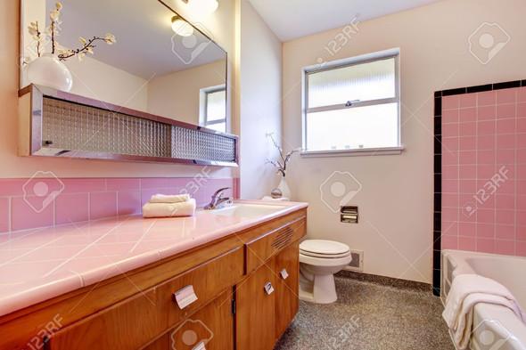 rosa arbeitsplatte f r einbauk che wei jemand von euch. Black Bedroom Furniture Sets. Home Design Ideas