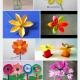 Blumen selber machen
