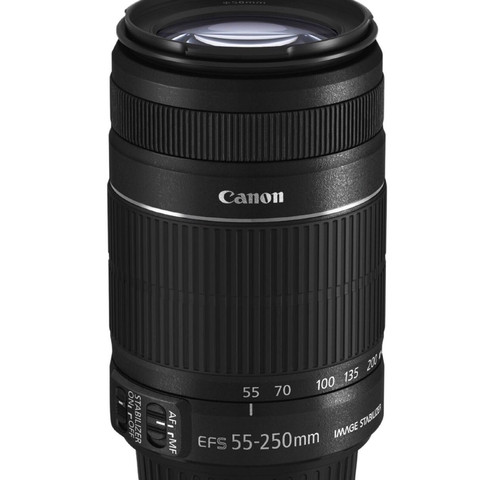 Canon EF-S 55-250mm 4-5,6 IS II - (Urlaub, Fotografie, Hobby)