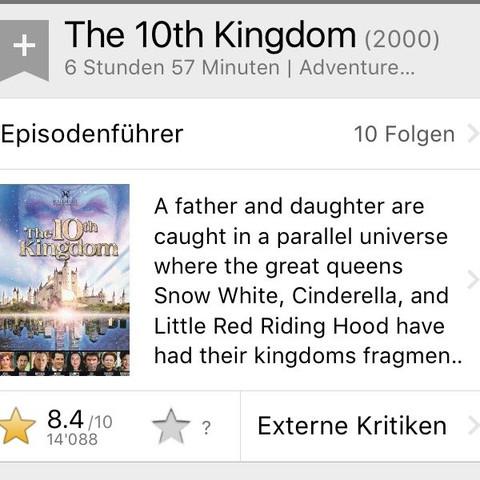 10. Königreich - (Film, TV, Fernsehen)