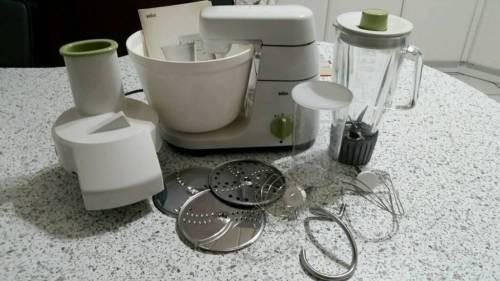 - (Küche, Küchenmaschine)