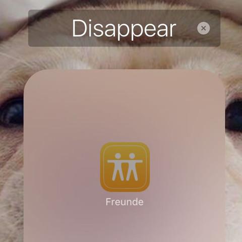 Beim neuesten Update wird es leider nicht funktionieren. - (Handy, App, AppStore)