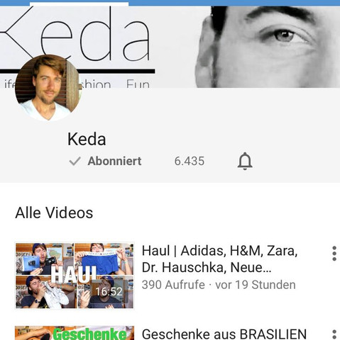 "Keda & der andere acc heisst ""o alemao"" - (Youtube, Sprache, Kultur)"