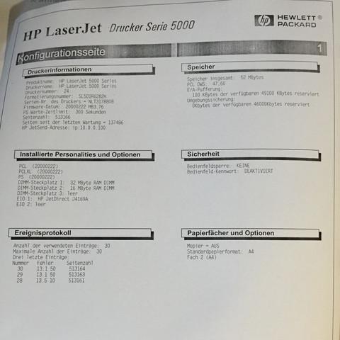 1. Blatt - (Computer, PC, Technik)