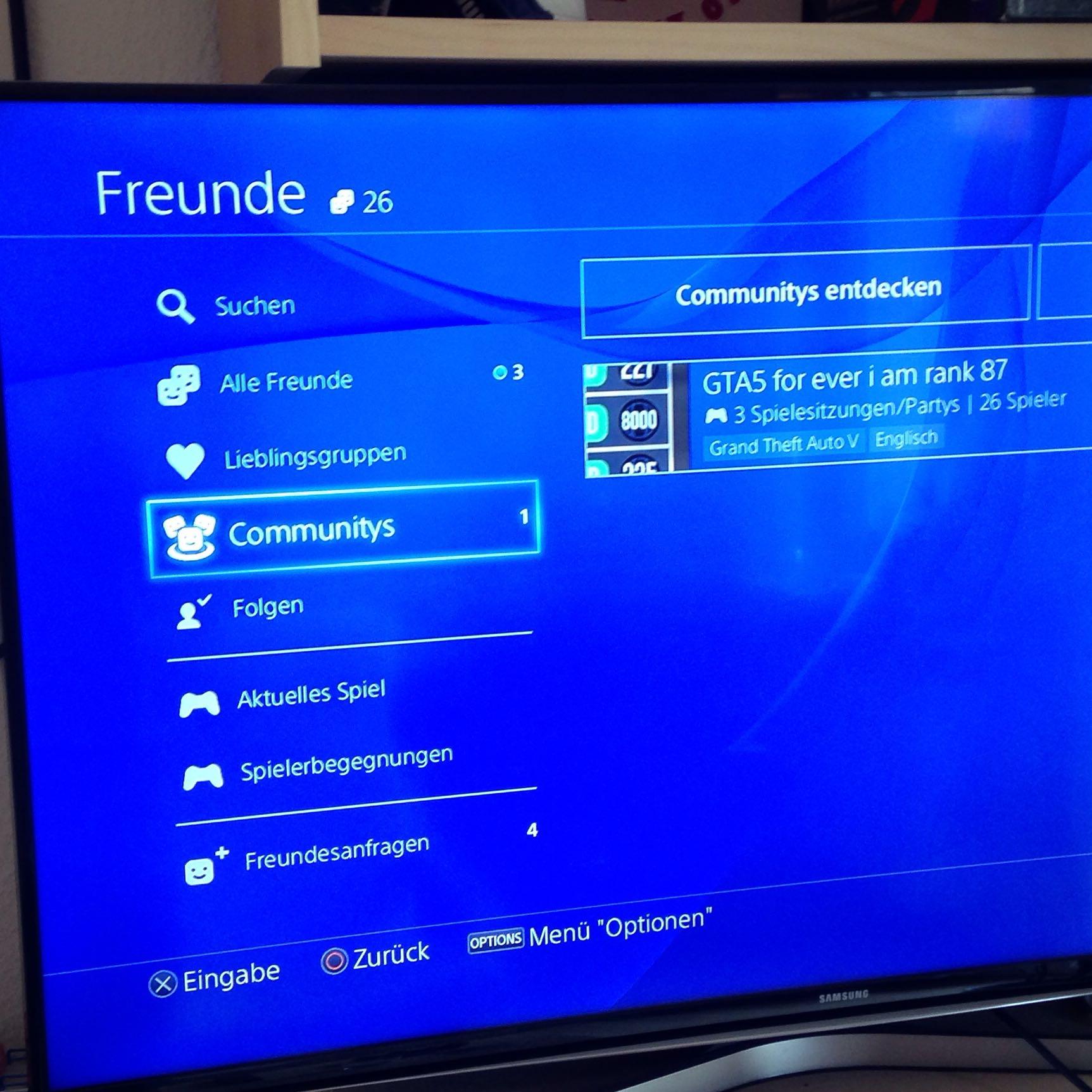ps3 mit ps4 online spielen