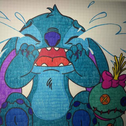 Bild 2 - (zeichnen, weiss, bunt)