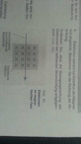 Anhand dieses Bildes - (Physik, Elektrotechnik)