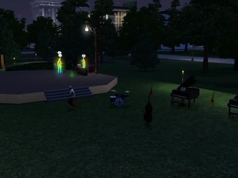 Mahlzeiten der Vampire - (Games, Sims 3)