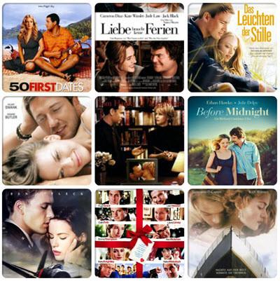 Die besten Liebesfilme - (Film, gut)
