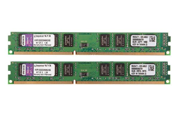Kingston KVR1333D3N9K2-8G - (Computer, PC, RAM)