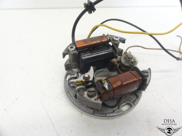 6 Volt Zündung  1 - (Motorrad, Zündung)