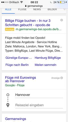 Germanwings  - (germanwings, Eurowings)