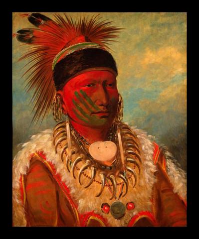 Chief White Cloud, Iowa - (Buch, Schreiben, Roman)