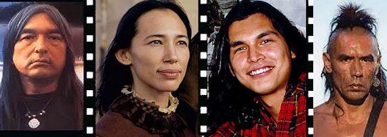 Native American actors - (Buch, Schreiben, Roman)